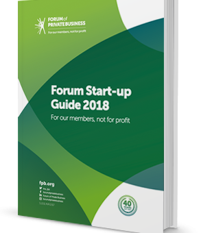 Forum of Private Business Start-up Guide