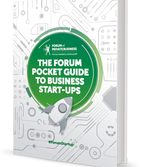 Forum of Private Business Pocket Guide for Start-up Businesses