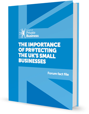 Importance of Protecting the UK's Small Businesses Pocket Guide