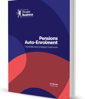 Pensions Auto-Enrolment Guide