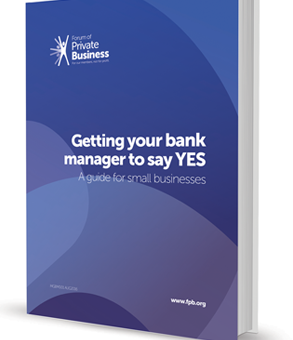 Getting your bank manager to say yes Guide