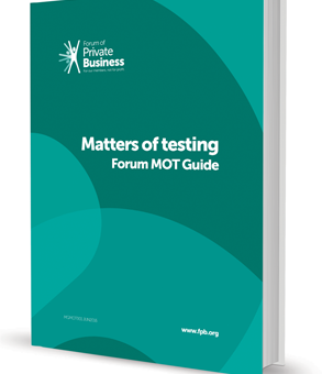 Matters of Testing MOT Guide