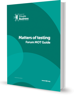 Matters of Testing MOT Guide