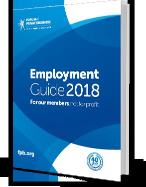 Forum employment guide 2018