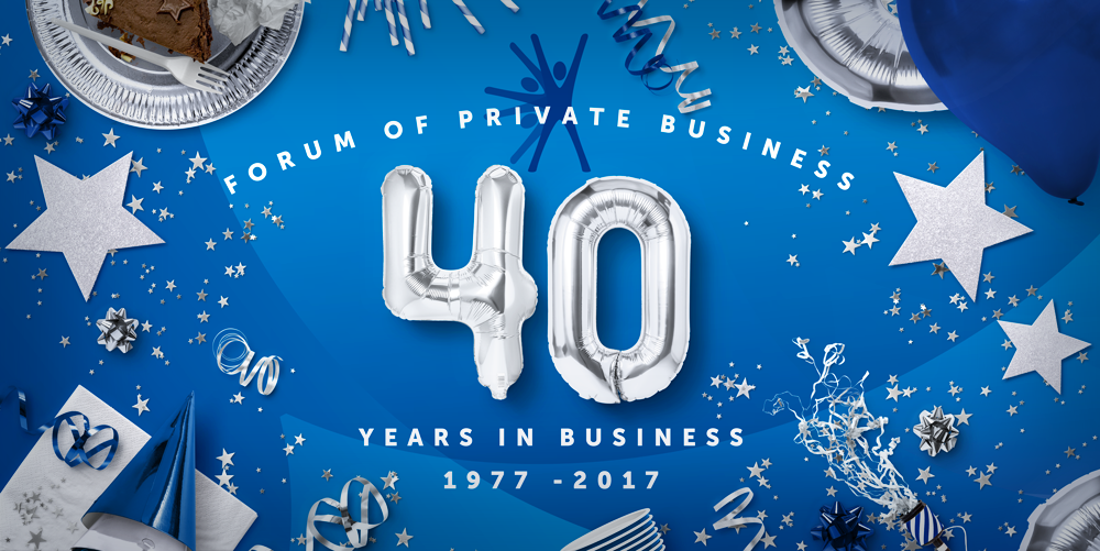 Forum 40 years in business
