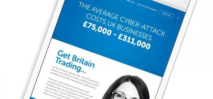 Two thirds of SMEs are more concerned about cyber-attacks now than they were 12 months ago