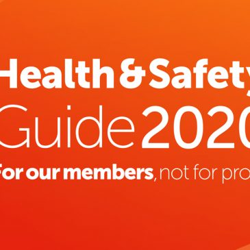 Forum 2020 Health and Safety guide