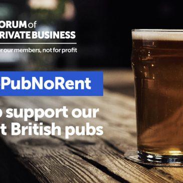 #NoPubNoRent