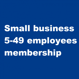Small business 5 – 49 employees membership