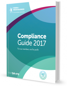 Forum Business Compliance Guide