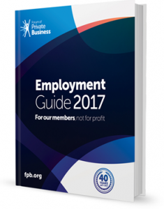 Forum of Private Business Employment Guide 2017
