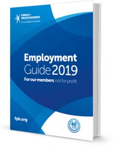 Forum Employment Guide 2019