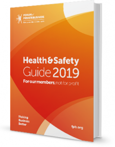 Health and Safety 2019