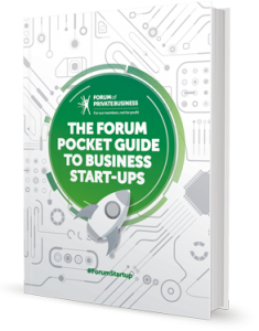 Forum Business Start up Pocket Guide