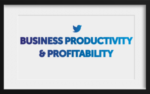 Business Profitablity Twitter Chat