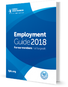 Forum Employment Guide