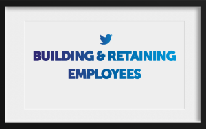 Retaining Employees Twitter Chat