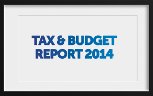 Tax & budget